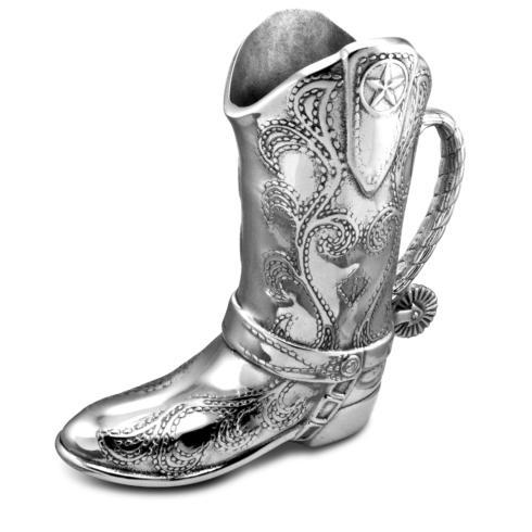 Cowboy Boot Pitcher