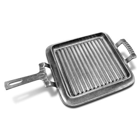 Gourmet Grillware Square Griddle with Handles