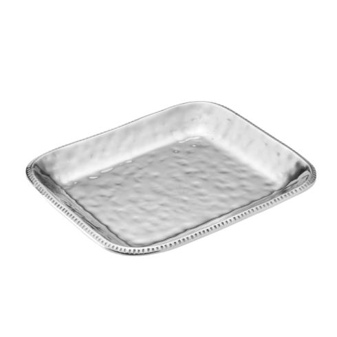 River Rock Large Rectangular Tray