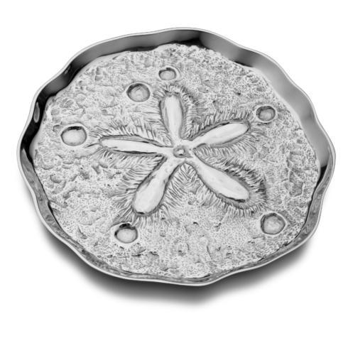 Sea Life Sand Dollar Tray