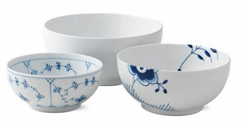 Gifts with History Bowls S/3