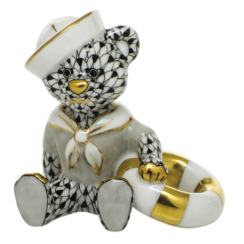 Sailor Bear - Black