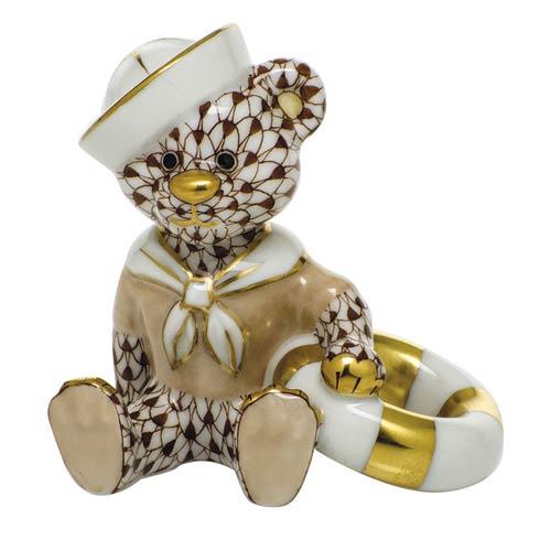 Sailor Bear - Chocolate