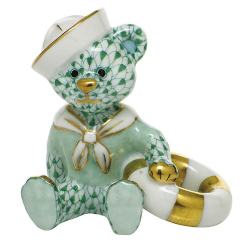 Sailor Bear - Green