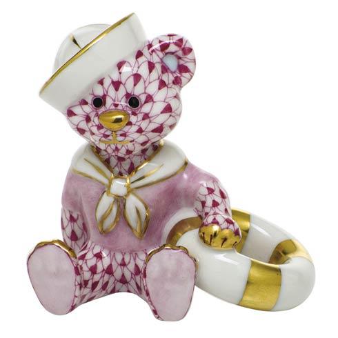 Sailor Bear - Raspberry