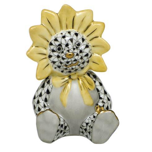 Sunflower Bear - Black