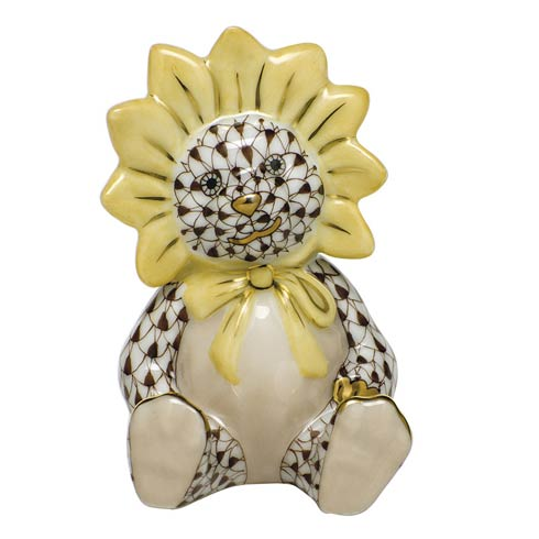 Sunflower Bear - Chocolate