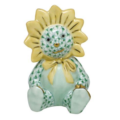 Sunflower Bear - Green