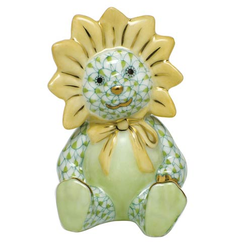 Sunflower Bear - Key Lime
