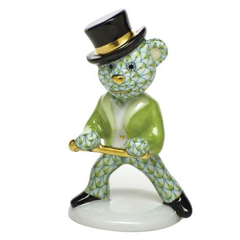 Tap Dance Bear - Key Lime