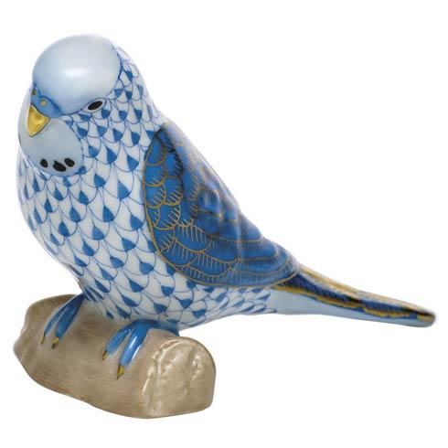 Parakeet - Blue