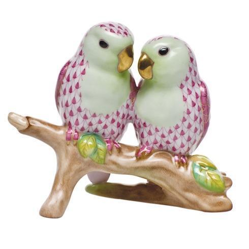 Love Birds on Branch [HERHRD-SVHP--15728-0-00]