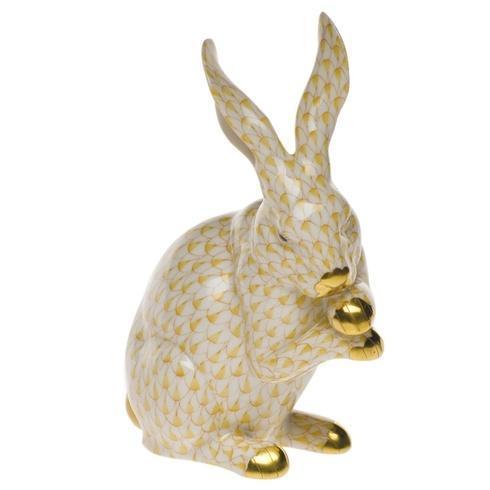 Medium Bunny W/Paws Up [HERHRD-VHJM--15307-0-00]