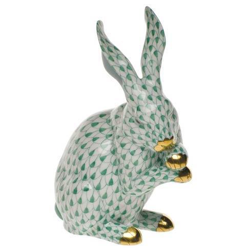 Medium Bunny W/Paws Up [HERHRD-VHV---15307-0-00]