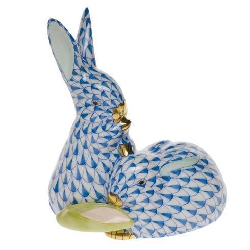 Pair Of Rabbits W/Corn [HERHRD-VHB---05326-0-00]
