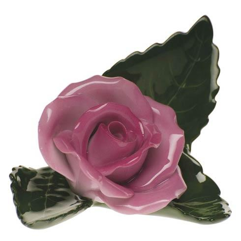 Placecard Holders Rose On Leaf [HERHRD-C-P---08983-0-00]