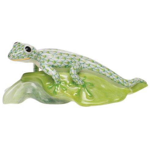 Gecko On Leaf [HERHRD-SVHV1-15915-0-00]