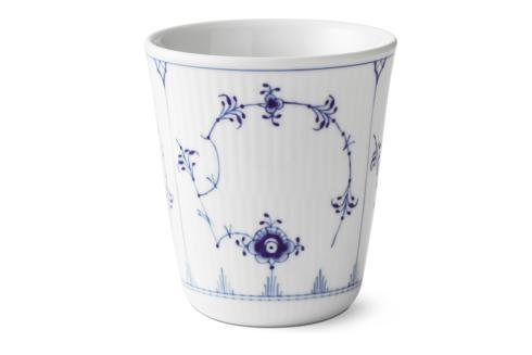 Blue Fluted Plain Thermal Cup [ROYRCP-1024749]