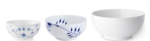 Gifts with History Bowls S/3 [ROYRCP-1024770]