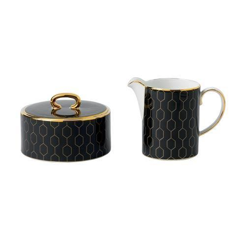 Arris Accent Cream & Sugar Set [WEDWWR-40005361]