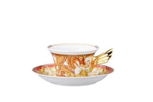 25 Years Asian Dream Tea Cup & Saucer