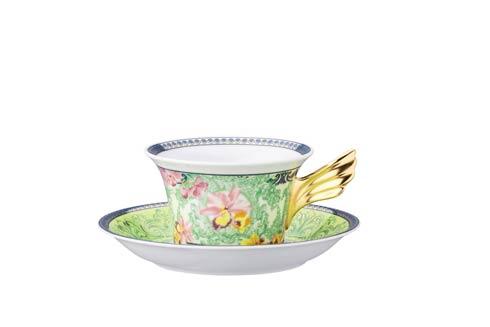 25 Years D.V. Floralia Tea Cup & Saucer