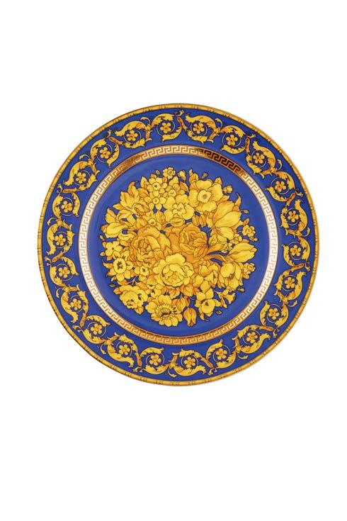 25 Years Floralia Blue Dessert Plate