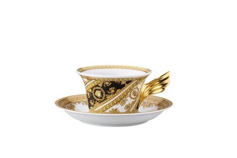 25 Years I Love Baroque Tea Cup & Saucer
