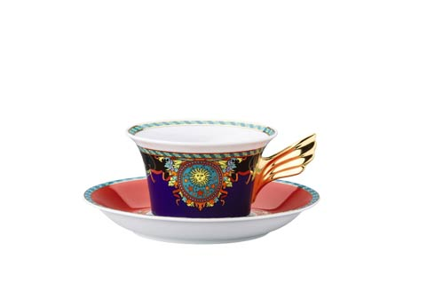 25 Years Le Roi Soleil Tea Cup & Saucer