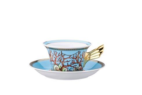 25 Years Les Tresors de la Me Tea Cup & Saucer