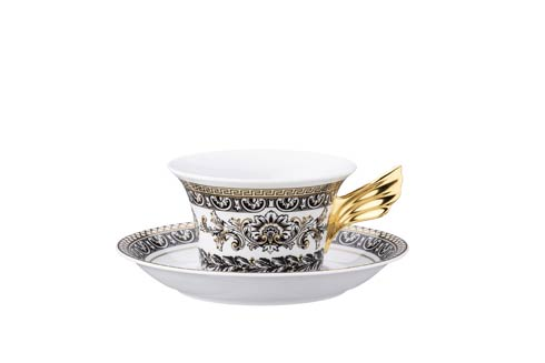 25 Years Marqueterie Tea Cup & Saucer