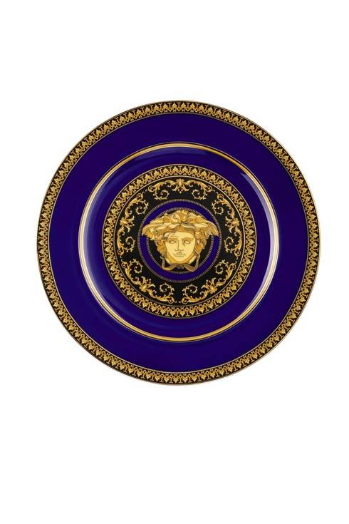 25 Years Medusa blau Dessert Plate