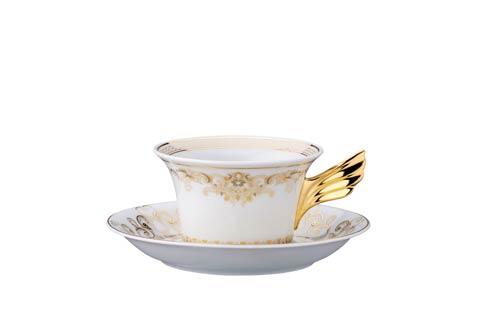 25 Years Medusa Gala Tea Cup & Saucer