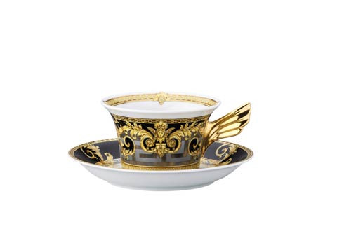 25 Years Prestige Gala Tea Cup & Saucer