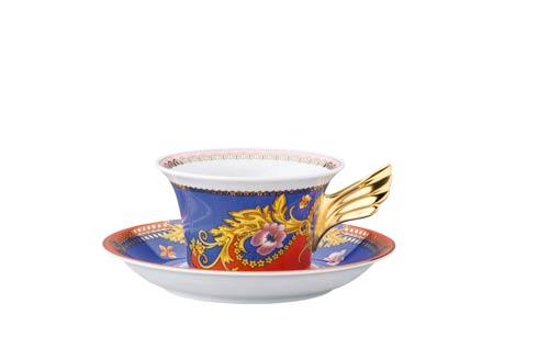 25 Years Primavera Tea Cup & Saucer