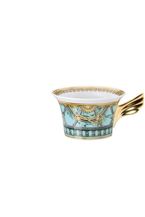 25 Years Scala Palazzo Verde Tea Cup & Saucer
