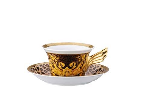 25 Years Wild Floralia Tea Cup & Saucer