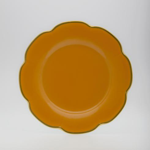 Nymphea Corolle Terracotta Dinner plate