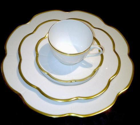 Nymphea Margaux gold Soup tureen