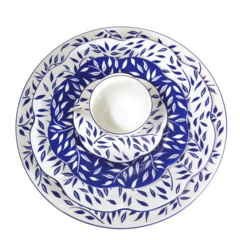 Nymphea Olivier blue Soup tureen