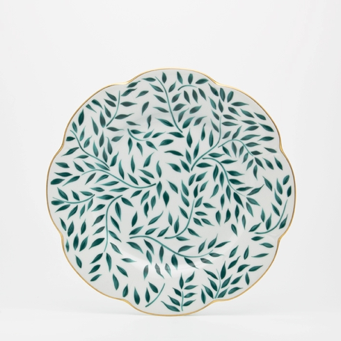 Nymphea Olivier Green Dinner plate