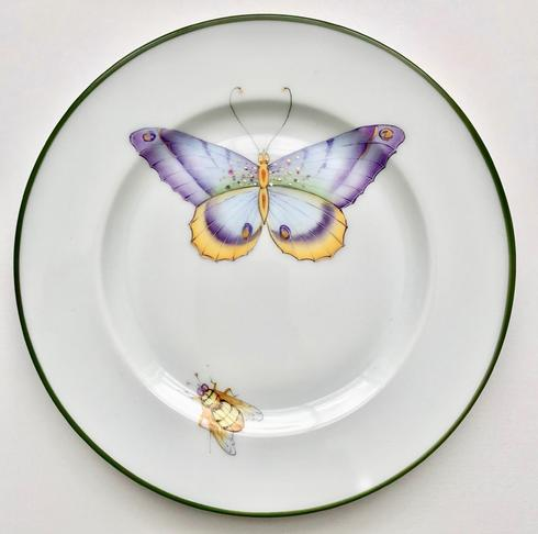 Butterfly Collection Bread and Butter Plate