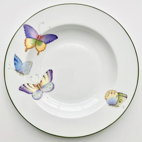 Butterfly Collection Pasta/Soup Plate