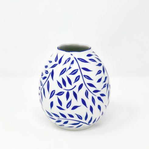 Nymphea Olivier blue Vase tall - small