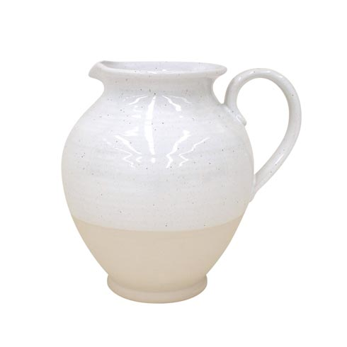 Fattoria White Large Pitcher