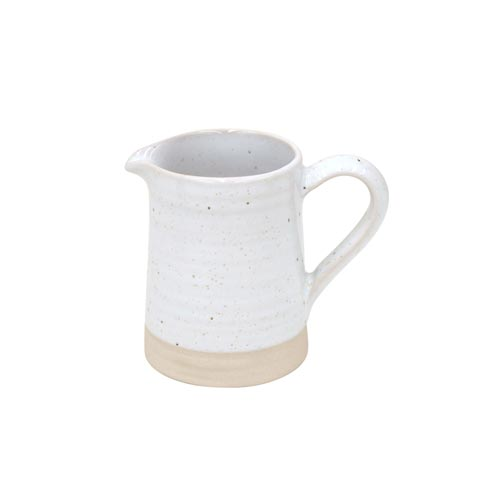 Fattoria White Small Pitcher