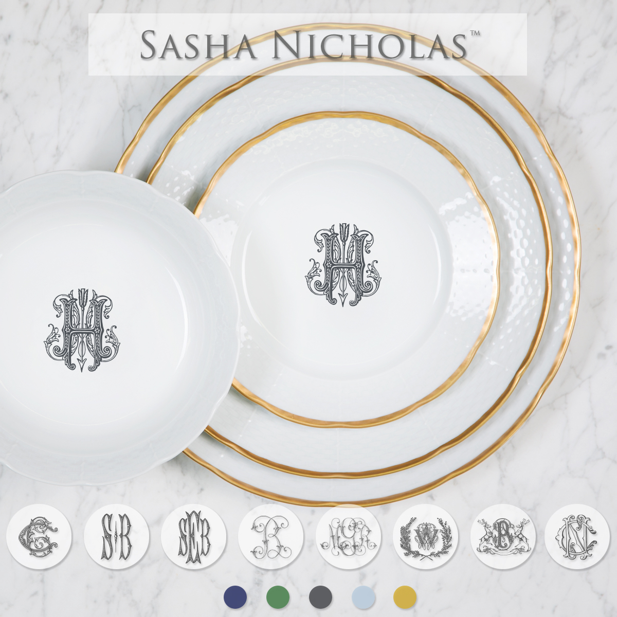 Camden Place Setting
