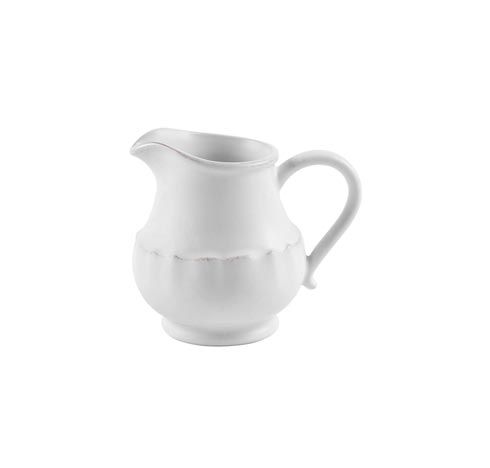 Impressions White Small Pitcher