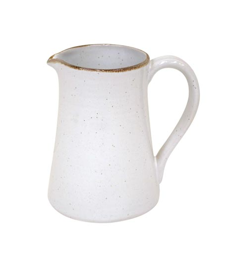 Sardegna White Pitcher