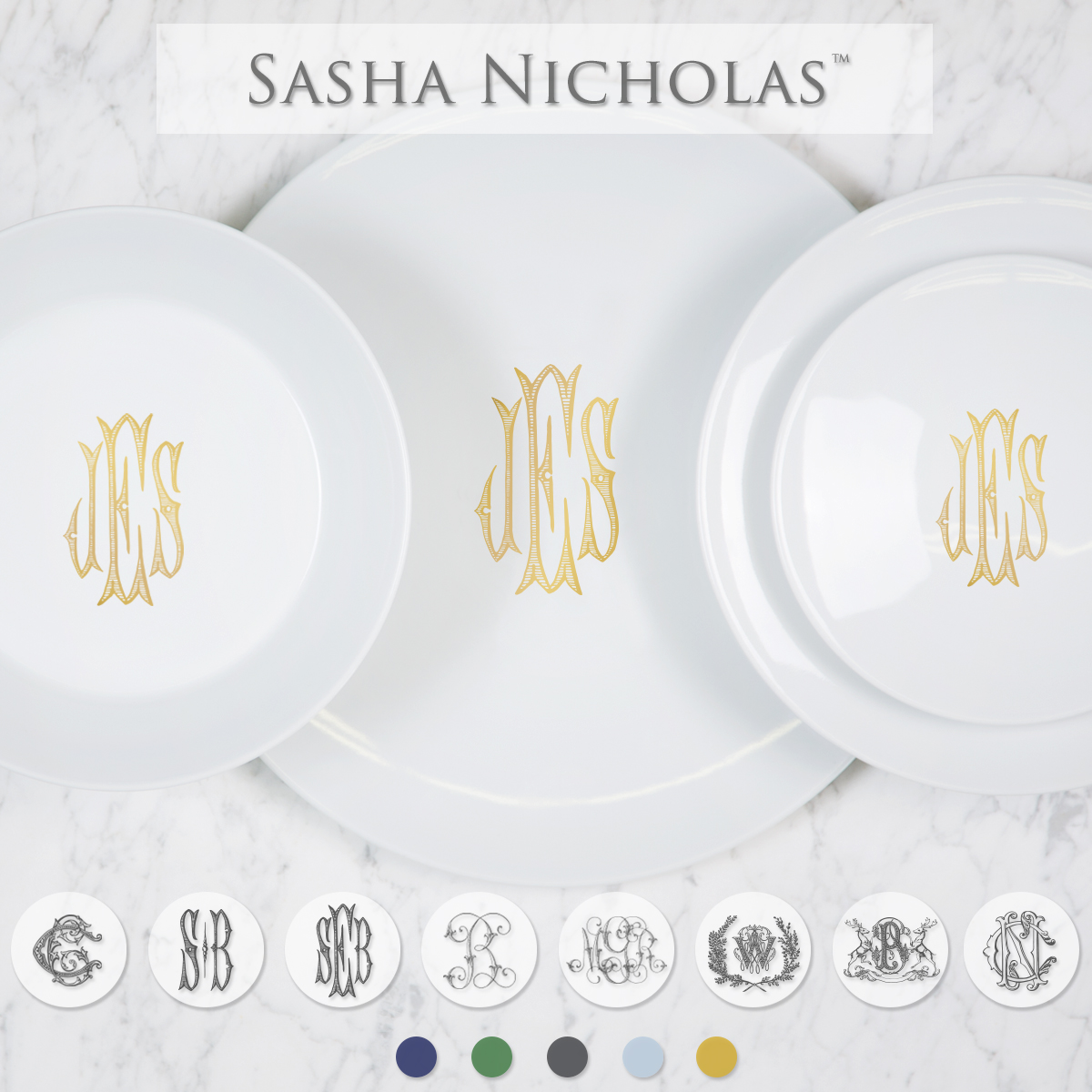 Beaufort Place Setting